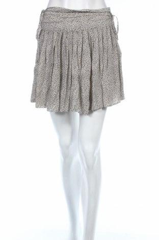 Φούστα H&M, Μέγεθος XS, Χρώμα Εκρού, Βισκόζη, Τιμή 4,70€