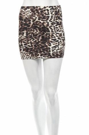Пола H&M, Размер XS, Цвят Многоцветен, 95% памук, 5% еластан, Цена 15,00лв.