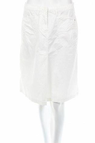 Пола Kenvelo, Размер S, Цвят Бял, Памук, Цена 10,25лв.