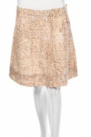 Φούστα Loft By Ann Taylor, Μέγεθος M, Χρώμα  Μπέζ, Βαμβάκι, Τιμή 8,57€
