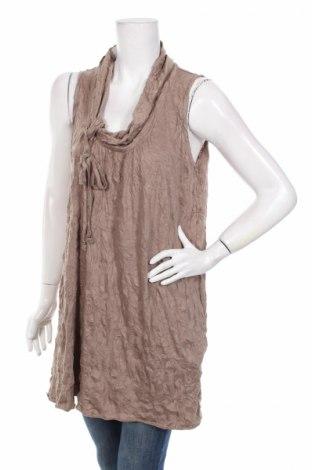 Τουνίκ Bpc Bonprix Collection, Μέγεθος S, Χρώμα Γκρί, 65% πολυεστέρας, 35% βαμβάκι, Τιμή 6,19€