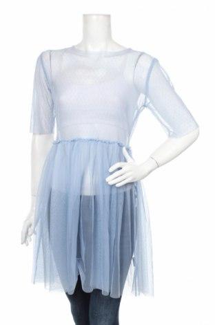 Tunika Glamorous, Rozmiar M, Kolor Niebieski, 100% poliamid, Cena 48,18zł