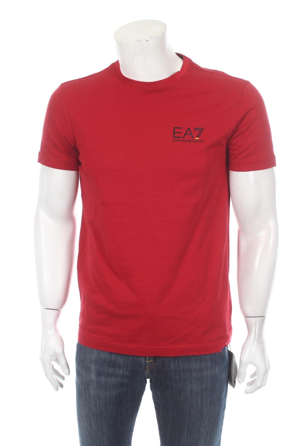 Męski T-shirt Emporio Armani