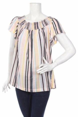 Дамска блуза Alexia, Размер XXL, Цвят Многоцветен, 65% полиестер, 35% вискоза, Цена 4,73лв.