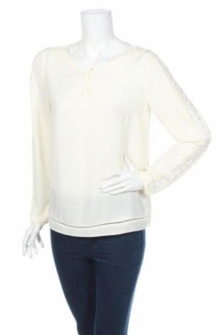 Дамска блуза Cache Cache, Размер M, Цвят Екрю, Полиестер, Цена 30,94лв.