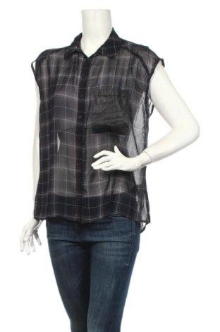 Дамска риза Madonna, Размер L, Цвят Многоцветен, Полиестер, Цена 8,40лв.