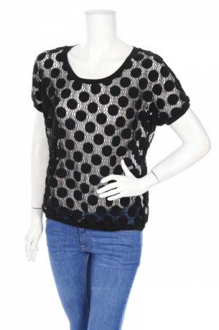 Γυναικεία μπλούζα Sem Per Lei, Μέγεθος M, Χρώμα Μαύρο, Τιμή 6,03€