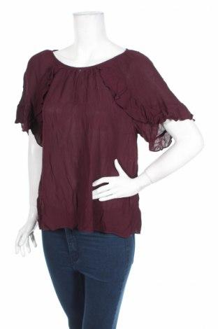 Дамска блуза Veronika Maine, Размер M, Цвят Лилав, Вискоза, Цена 6,83лв.