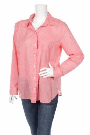 Дамска риза Loft By Ann Taylor, Размер XL, Цвят Розов, Цена 11,34лв.