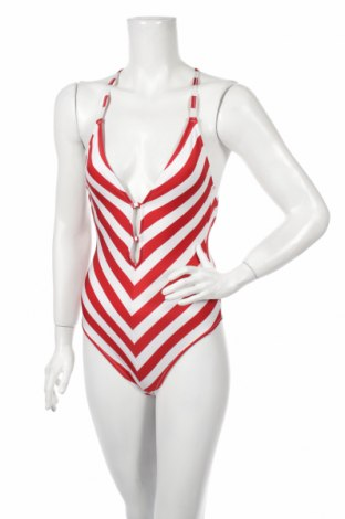 Costum de baie de damă Tommy Hilfiger, Mărime S, Culoare Roșu, 82% poliamidă, 18% elastan, Preț 237,63 Lei