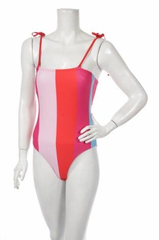 Damski strój kąpielowy Vero Moda, Rozmiar S, Kolor Kolorowy, 80% poliamid, 20% elastyna, Cena 39,00zł