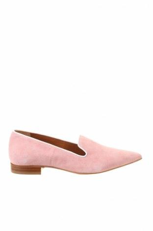 Γυναικεία μποτάκια Carel, Μέγεθος 39, Χρώμα Ρόζ , Φυσικό σουέτ, Τιμή 56,62€