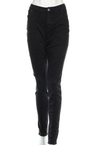 Blugi de femei Q/S by S.Oliver, Mărime XL, Culoare Negru, 99% bumbac, 1% elastan, Preț 154,74 Lei
