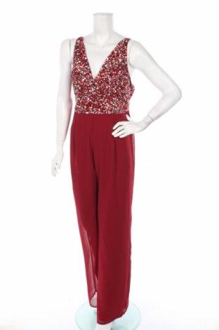 Γυναικεία σαλοπέτα Lace & Beads, Μέγεθος XL, Χρώμα Κόκκινο, Πολυεστέρας, Τιμή 18,18€