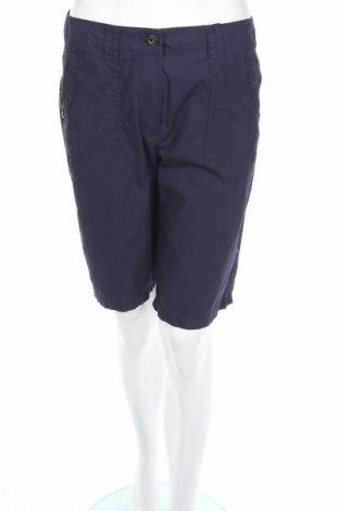 Γυναικείο κοντό παντελόνι G.W., Μέγεθος S, Χρώμα Μπλέ, Τιμή 4,92€