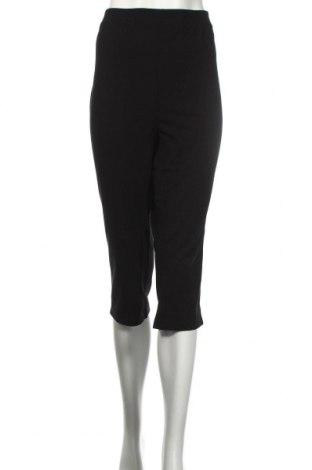 Damskie legginsy Bpc Bonprix Collection, Rozmiar 3XL, Kolor Czarny, 95% bawełna, 5% elastyna, Cena 54,00zł