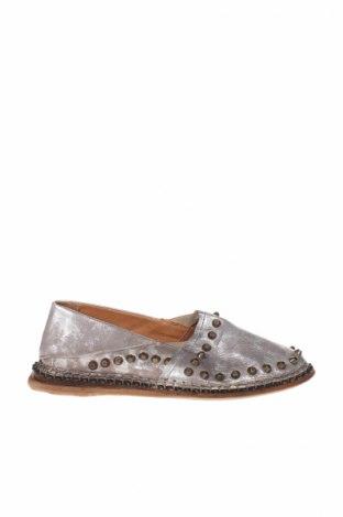 Дамски обувки A.S. 98, Размер 35, Цвят Сребрист, Естествена кожа, Цена 114,92лв.