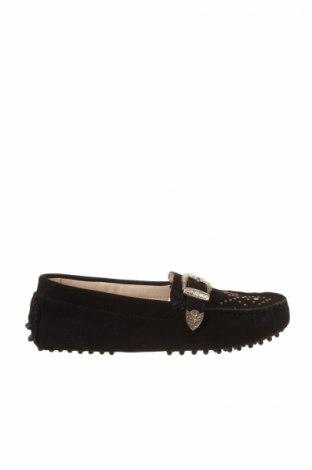 Γυναικεία παπούτσια Charles & Smith, Μέγεθος 38, Χρώμα Μαύρο, Φυσικό σουέτ, Τιμή 38,64€