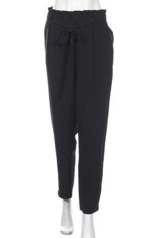 Pantaloni de femei Ally, Mărime XL, Culoare Negru, Poliester, Preț 43,27 Lei
