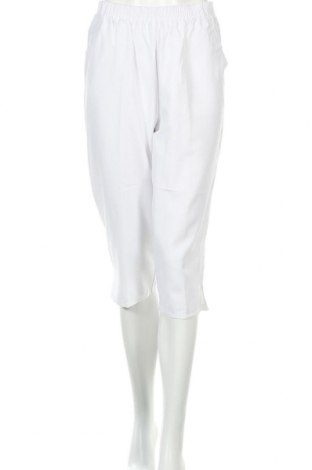 Дамски панталон Millers, Размер M, Цвят Бял, 70% полиестер, 30% вискоза, Цена 5,31лв.