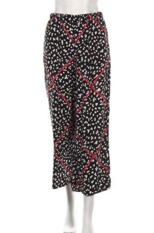 Damskie spodnie Object, Rozmiar M, Kolor Kolorowy, Wiskoza, Cena 14,75zł