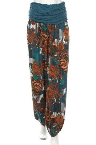 Γυναικείο παντελόνι Rainbow, Μέγεθος M, Χρώμα Πολύχρωμο, Βισκόζη, Τιμή 16,15€
