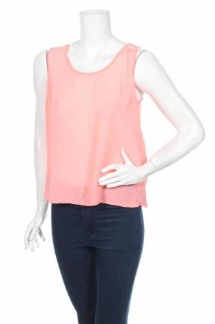 Γυναικείο αμάνικο μπλουζάκι Soho, Μέγεθος L, Χρώμα Ρόζ , Πολυεστέρας, Τιμή 3,52€