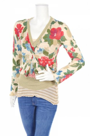 Γυναικείο πουλόβερ Whistles, Μέγεθος S, Χρώμα Πολύχρωμο, Βαμβάκι, Τιμή 25,93€