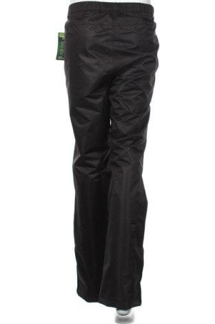 Дамски спортен панталон Bpc Bonprix Collection, Размер XL, Цвят Черен, Полиестер, Цена 23,56лв.