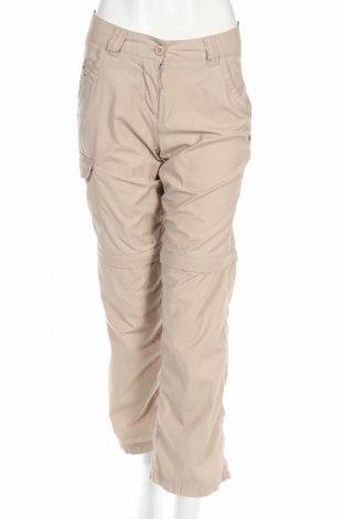 Дамски спортен панталон Craghoppers, Размер XS, Цвят Бежов, 65% полиестер, 35% памук, Цена 7,60лв.