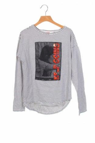 Παιδική μπλούζα S.Oliver, Μέγεθος 13-14y/ 164-168 εκ., Χρώμα Λευκό, Βαμβάκι, Τιμή 4,27€