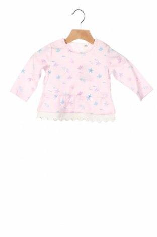 Детска блуза Tom Tailor, Размер 6-9m/ 68-74 см, Цвят Розов, Памук, Цена 29,25лв.