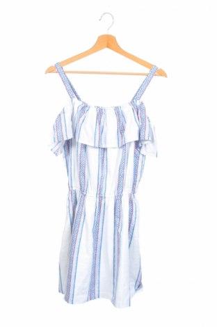 Детска рокля Abercrombie Kids, Размер 15-18y/ 170-176 см, Цвят Син, Памук, Цена 72,27лв.