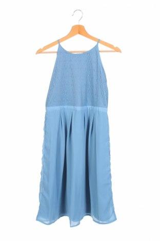 Dziecięca sukienka Lemon Beret, Rozmiar 15-18y/ 170-176 cm, Kolor Niebieski, Poliester, Cena 31,50zł