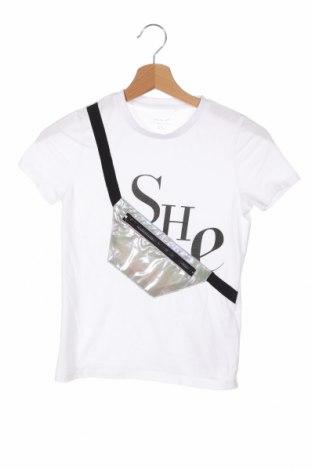 Παιδικό μπλουζάκι Name It, Μέγεθος 8-9y/ 134-140 εκ., Χρώμα Λευκό, 95% βαμβάκι, 5% ελαστάνη, Τιμή 7,94€
