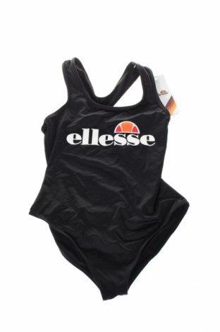 Costum de baie pentru copii Ellesse, Mărime 9-10y/ 140-146 cm, Culoare Negru, 85% poliamidă, 15% elastan, Preț 75,16 Lei