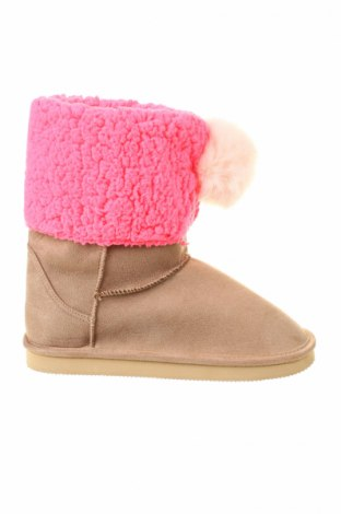 Детски обувки Billieblush, Размер 33, Цвят Кафяв, Текстил, Цена 35,60лв.