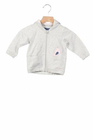 Παιδικό φούτερ Tom Tailor, Μέγεθος 6-9m/ 68-74 εκ., Χρώμα Γκρί, 96% βαμβάκι, 4% ελαστάνη, Τιμή 10,64€