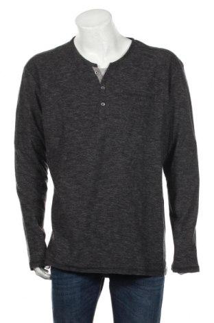 Ανδρική μπλούζα Tom Tailor, Μέγεθος 3XL, Χρώμα Γκρί, Βαμβάκι, Τιμή 18,19€