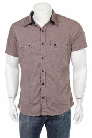 Мъжка риза, Размер XL, Цвят Бежов, Памук, Цена 15,96лв.