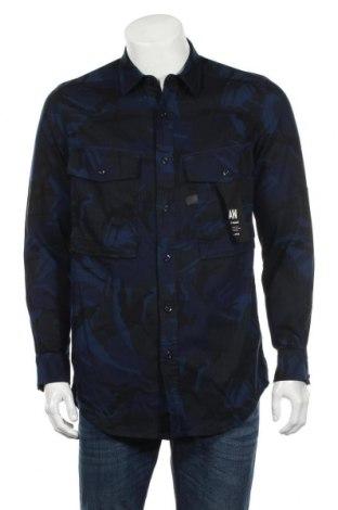 Pánská košile  G-Star Raw, Rozměr M, Barva Modrá, Bavlna, Cena  690,00Kč