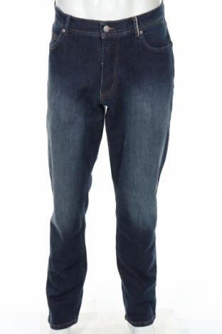 Męskie jeansy Christian Berg, Rozmiar L, Kolor Niebieski, 94% bawełna, 6% elastyna, Cena 113,40zł