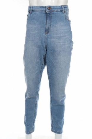 Pánske džínsy  John Baner, Veľkosť XL, Farba Modrá, 94% bavlna, 4% polyester, 2% elastan, Cena  14,72€