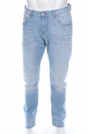 Blugi de bărbați Tom Tailor, Mărime XL, Culoare Albastru, 85% bumbac, 13% poliester, 2% elastan, Preț 114,34 Lei