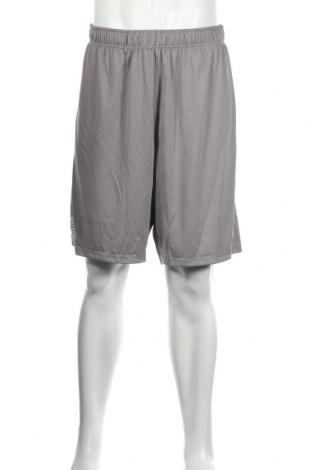 Мъжки къс панталон Fila, Размер 3XL, Цвят Сив, Полиестер, Цена 30,24лв.