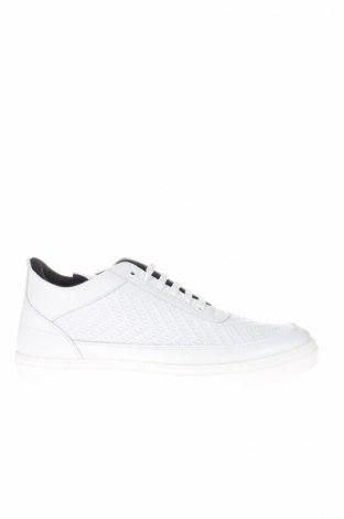 Ανδρικά παπούτσια Versace 19.69 abbigliamento sportivo, Μέγεθος 46, Χρώμα Λευκό, Γνήσιο δέρμα, Τιμή 77,01€