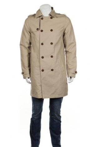 Pánsky kabát  Pier One, Veľkosť M, Farba Béžová, Bavlna, Cena  30,31€