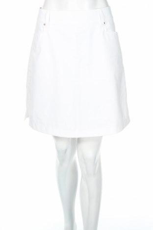 Пола - панталон Abacus, Размер L, Цвят Бял, 96% полиестер, 4% еластан, Цена 20,90лв.