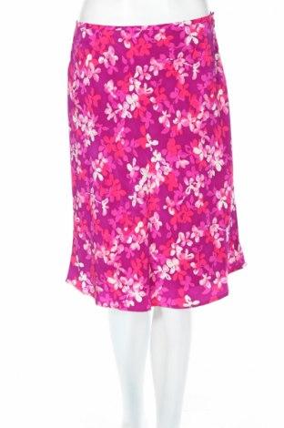 Пола Ann Taylor, Размер S, Цвят Розов, 100% коприна, Цена 23,41лв.