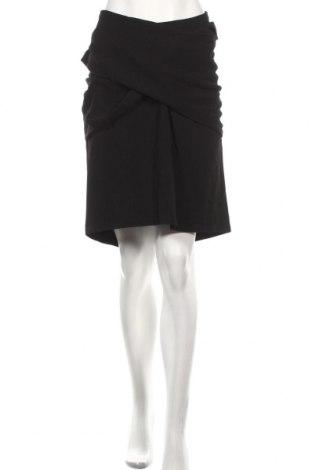 Пола Atmos & Here, Размер 3XL, Цвят Черен, 95% полиестер, 5% еластан, Цена 4,73лв.